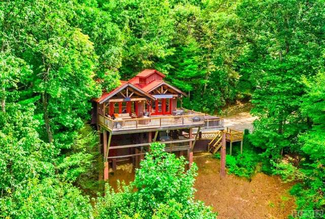 427 Rivard Road, Glenville, NC 28736 (MLS #94653) :: Berkshire Hathaway HomeServices Meadows Mountain Realty