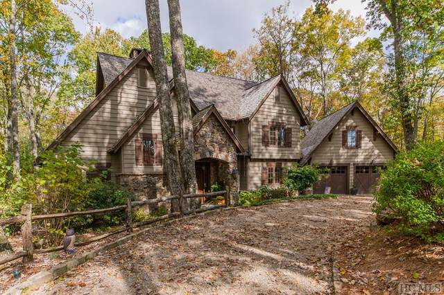 161 Ginhouse Creek Lane, Cashiers, NC 28717 (MLS #94953) :: Berkshire Hathaway HomeServices Meadows Mountain Realty