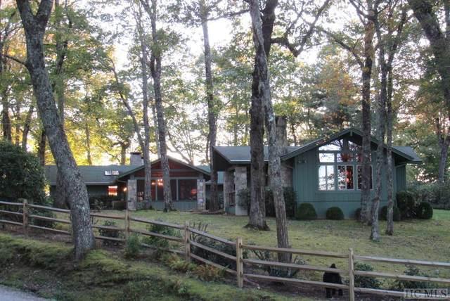 1135 Big Bear Pen Mountain Road, Highlands, NC 28741 (MLS #94975) :: Berkshire Hathaway HomeServices Meadows Mountain Realty