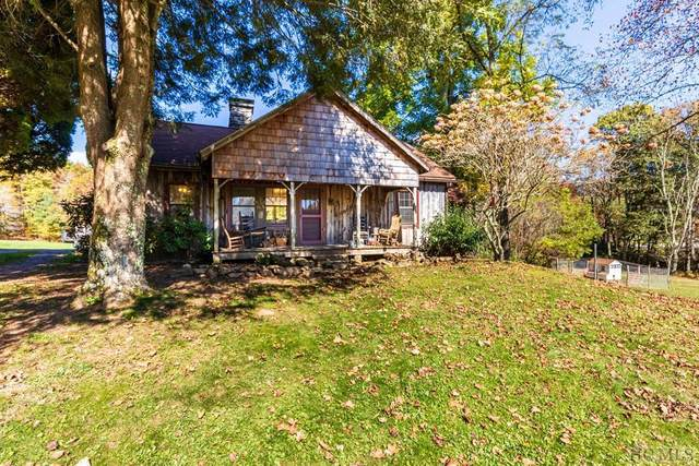 3791 Yellow Mountain Road, Cullowhee, NC 28723 (MLS #95071) :: Berkshire Hathaway HomeServices Meadows Mountain Realty