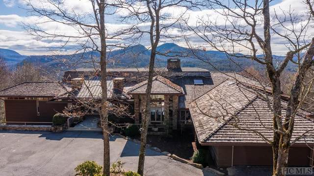 627 Sheepcote Road, Cashiers, NC 28717 (MLS #96023) :: Berkshire Hathaway HomeServices Meadows Mountain Realty