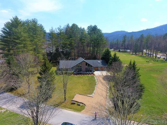 62 Needlepine Lane, Sapphire, NC 28774 (MLS #96107) :: Berkshire Hathaway HomeServices Meadows Mountain Realty