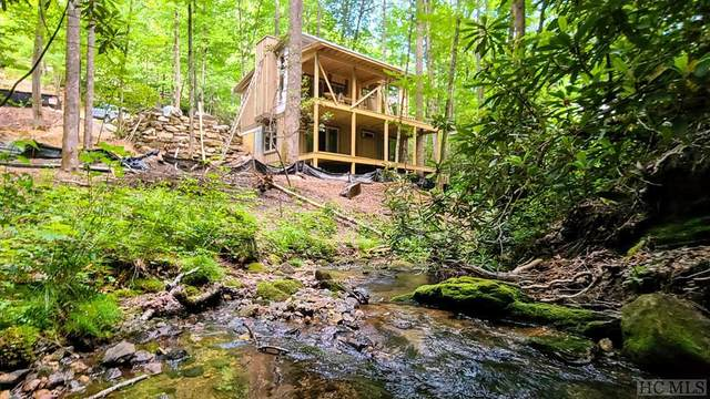 25 Creekside Village Court, Sapphire, NC 28774 (#96130) :: BluAxis Realty
