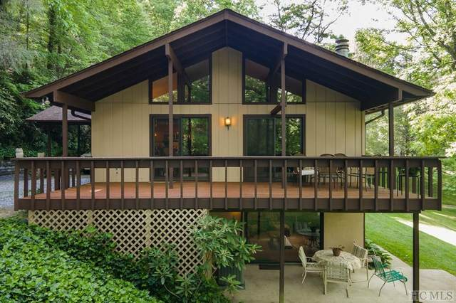 51 Village Way, Sapphire, NC 28774 (MLS #96625) :: Berkshire Hathaway HomeServices Meadows Mountain Realty