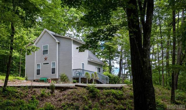 59 Kestrel Court, Sapphire, NC 28774 (MLS #96710) :: Berkshire Hathaway HomeServices Meadows Mountain Realty