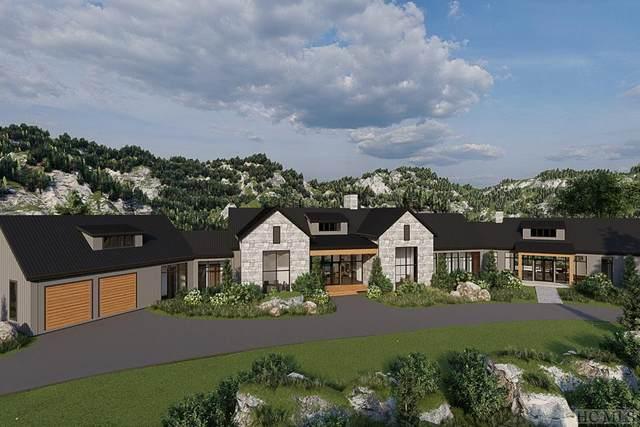 Lot 3 East Ridge Road, Cashiers, NC 28717 (MLS #96917) :: Pat Allen Realty Group