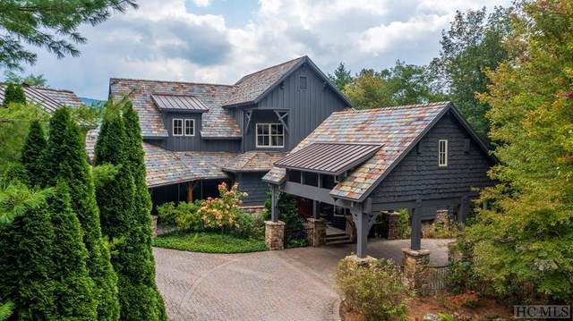 154 Stove Pipe Court, Cashiers, NC 28717 (MLS #97405) :: Berkshire Hathaway HomeServices Meadows Mountain Realty