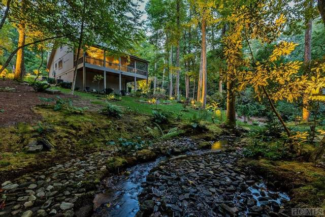 174 Stoney Creek Road, Highlands, NC 28741 (MLS #97478) :: Berkshire Hathaway HomeServices Meadows Mountain Realty