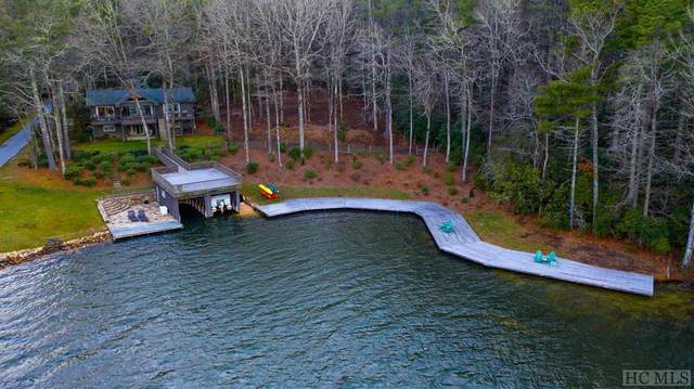 35 Echo Springs Point, Lake Toxaway, NC 28747 (MLS #97627) :: Berkshire Hathaway HomeServices Meadows Mountain Realty