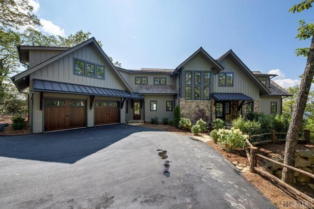 2610 Big Sheepcliff Road, Cashiers, NC 28717 (MLS #86917) :: Lake Toxaway Realty Co