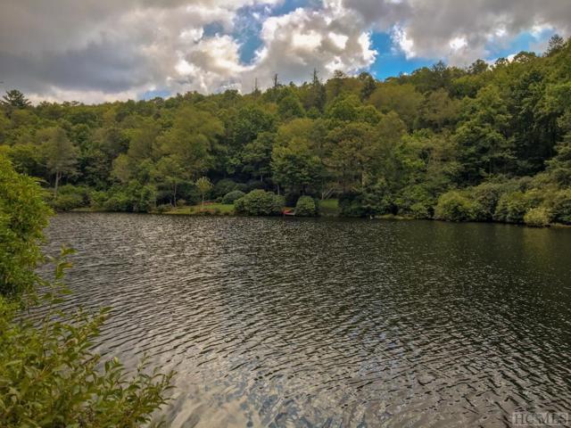 Lot 27 Pheasant Run, Highlands, NC 28741 (MLS #88189) :: Berkshire Hathaway HomeServices Meadows Mountain Realty