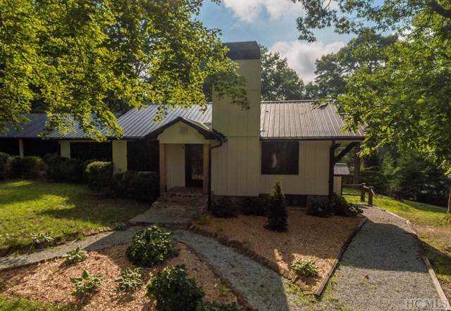 336 Hwy 107N, Cashiers, NC 28717 (MLS #89151) :: Berkshire Hathaway HomeServices Meadows Mountain Realty