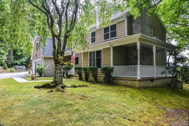 237 Old Ford Road, Cashiers, NC 28717 (MLS #89246) :: Berkshire Hathaway HomeServices Meadows Mountain Realty