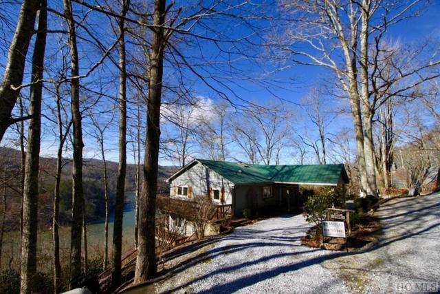 155 Jolly Hills Road, Cullowhee, NC 28723 (MLS #89821) :: Berkshire Hathaway HomeServices Meadows Mountain Realty