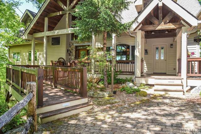276 Deer Crest Drive, Sapphire, NC 28774 (MLS #90555) :: Pat Allen Realty Group