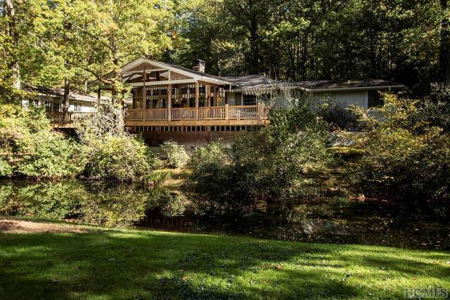 201 Laurel Creek Lane, Sapphire, NC 28774 (MLS #92583) :: Berkshire Hathaway HomeServices Meadows Mountain Realty