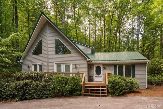 23 Sweetbay Lane, Sapphire, NC 28774 (MLS #93084) :: Berkshire Hathaway HomeServices Meadows Mountain Realty