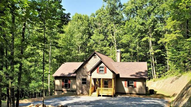 2147 Pilot Knob Road, Glenville, NC 28736 (MLS #93225) :: Berkshire Hathaway HomeServices Meadows Mountain Realty