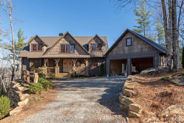 483 East Ridge Road, Cashiers, NC 28717 (MLS #94719) :: Berkshire Hathaway HomeServices Meadows Mountain Realty