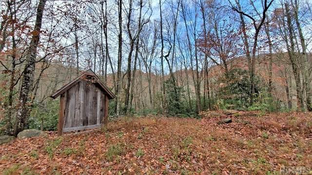 Lot 62 Hunter Jim Creek Road, Cullowhee, NC 28723 (MLS #95250) :: Pat Allen Realty Group