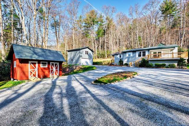 257 Evitt Cemetery Rd, Cashiers, NC 28717 (MLS #96103) :: Berkshire Hathaway HomeServices Meadows Mountain Realty