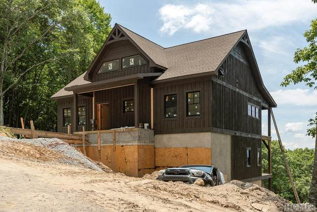 Lot 33 Bullbriar Drive, Glenville, NC 23736 (MLS #96893) :: Berkshire Hathaway HomeServices Meadows Mountain Realty