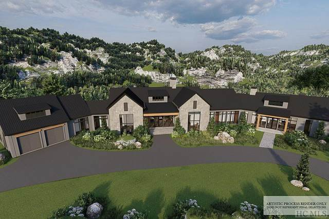 Lot 3 East Ridge Road, Cashiers, NC 28717 (MLS #96917) :: Berkshire Hathaway HomeServices Meadows Mountain Realty