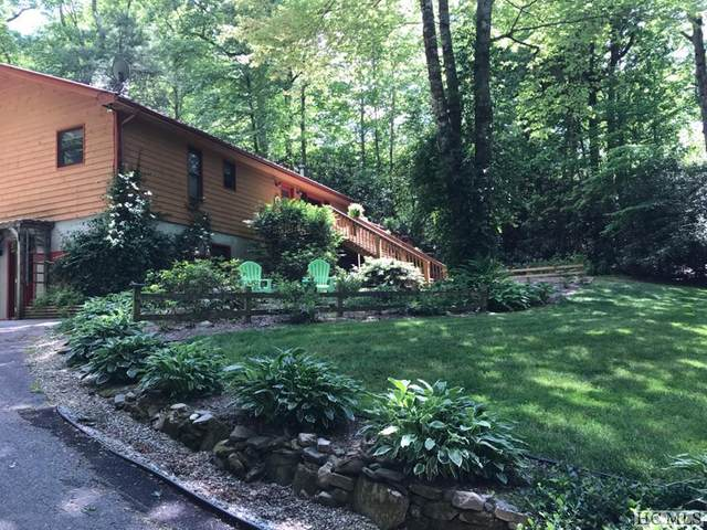 1500 Cullasaja Drive, Highlands, NC 28741 (MLS #91731) :: Berkshire Hathaway HomeServices Meadows Mountain Realty