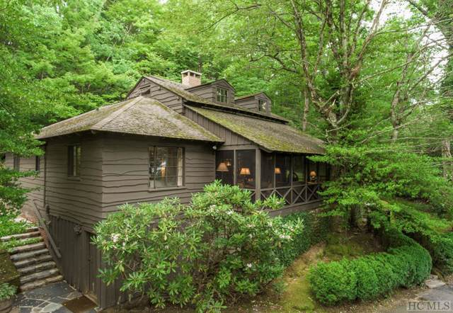 960 Hudson Road, Highlands, NC 28741 (MLS #92726) :: Berkshire Hathaway HomeServices Meadows Mountain Realty