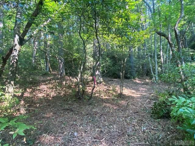 Lot 8 Wandering Ridge, Cashiers, NC 28717 (MLS #96955) :: Pat Allen Realty Group