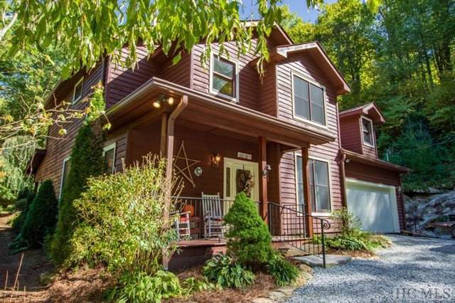 182 Blindside Lane, Cashiers, NC 28717 (MLS #92295) :: Berkshire Hathaway HomeServices Meadows Mountain Realty