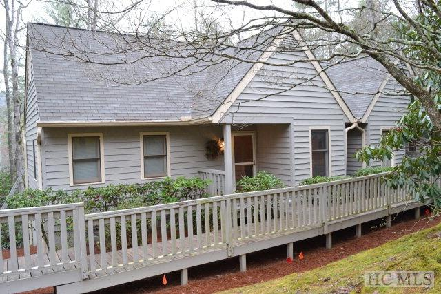 69 Chestnut Ridge Road #7, Sapphire, NC 28774 (MLS #83458) :: Berkshire Hathaway HomeServices Meadows Mountain Realty