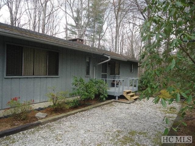 156 Timber Ridge Drive, Cashiers, NC 28717 (MLS #83792) :: Lake Toxaway Realty Co