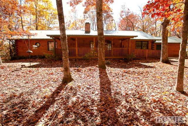 306 High Point Drive, Scaly Mountain, NC 28775 (MLS #83801) :: Lake Toxaway Realty Co