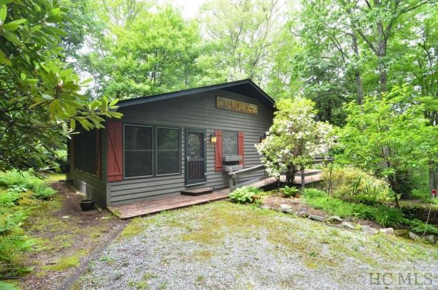 650 Scout Mountain Drive, Cullowhee, NC 28723 (MLS #84135) :: Berkshire Hathaway HomeServices Meadows Mountain Realty