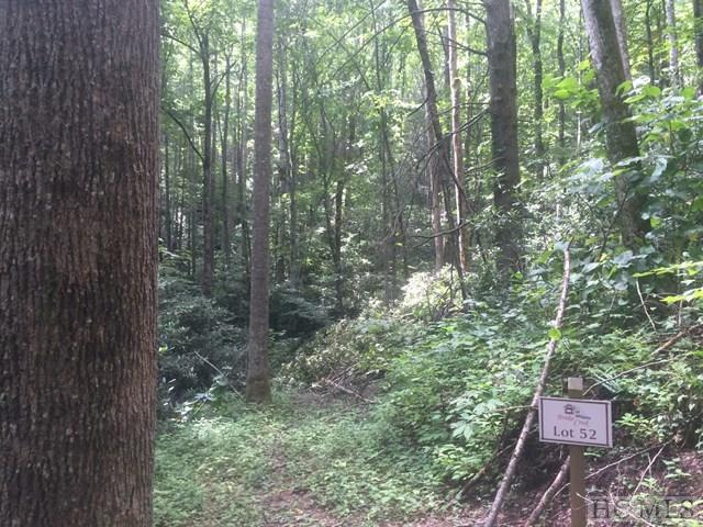 Lot 52 Pumpkin Creek Lane, Cullowhee, NC 28723 (MLS #84655) :: Berkshire Hathaway HomeServices Meadows Mountain Realty