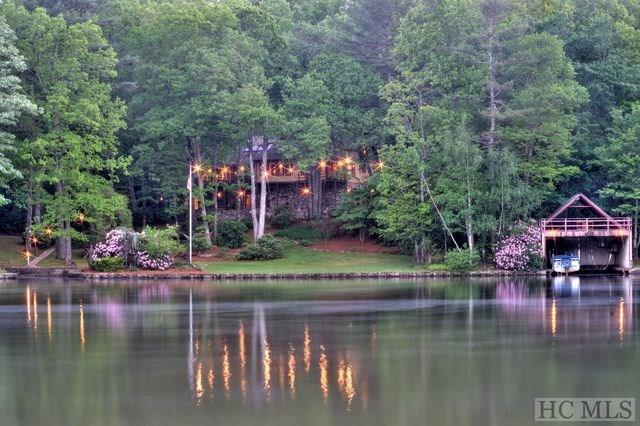 2338 West Club Blvd, Lake Toxaway, NC 28747 (MLS #84791) :: Lake Toxaway Realty Co