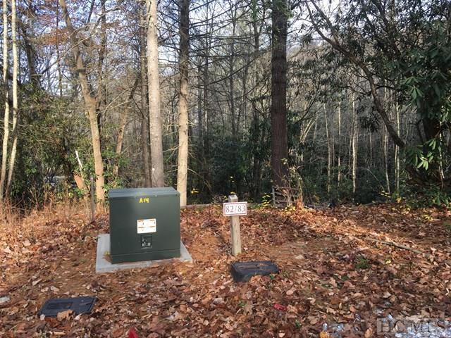 Lot 83 Fishing Village Lane, Cullowhee, NC 28723 (MLS #85016) :: Berkshire Hathaway HomeServices Meadows Mountain Realty