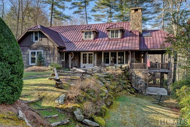 173 Gorge Trail Road, Cashiers, NC 28717 (MLS #85118) :: Lake Toxaway Realty Co