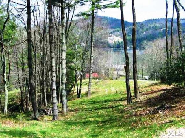 Lot 4 The Point At Lake Glenville, Glenville, NC 28736 (MLS #85149) :: Berkshire Hathaway HomeServices Meadows Mountain Realty