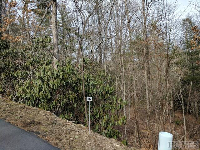 Lot 16 Rock Mountain Road, Sapphire, NC 28774 (MLS #85283) :: Lake Toxaway Realty Co