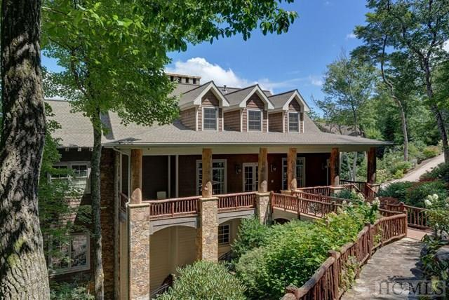 193 Highlands Point, Highlands, NC 28741 (MLS #85304) :: Berkshire Hathaway HomeServices Meadows Mountain Realty
