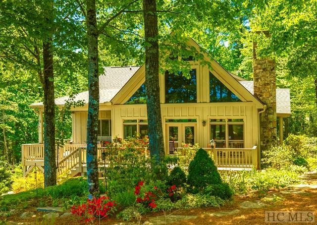 110 Mills Creek Drive, Lake Toxaway, NC 28747 (MLS #85404) :: Lake Toxaway Realty Co