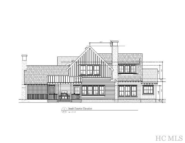 TBD Burns Street, Cashiers, NC 28717 (MLS #85482) :: Berkshire Hathaway HomeServices Meadows Mountain Realty