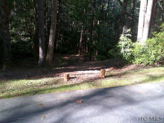 Lot B 10 Toll House Lane, Cashiers, NC 28717 (MLS #85814) :: Berkshire Hathaway HomeServices Meadows Mountain Realty