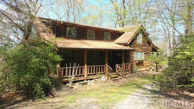 791 Rocky Mountain Road, Lake Toxaway, NC 28747 (MLS #85866) :: Lake Toxaway Realty Co