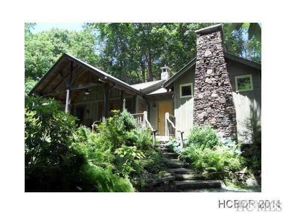 56 Paul Walden Road, Highlands, NC 28741 (MLS #85883) :: Berkshire Hathaway HomeServices Meadows Mountain Realty