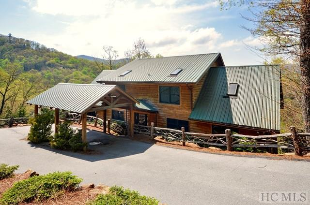 598 Deer Run Road, Sapphire, NC 28774 (MLS #85950) :: Lake Toxaway Realty Co