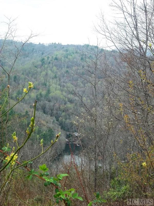 Lot 14 Channel View Drive, Glenville, NC 28736 (MLS #86040) :: Berkshire Hathaway HomeServices Meadows Mountain Realty