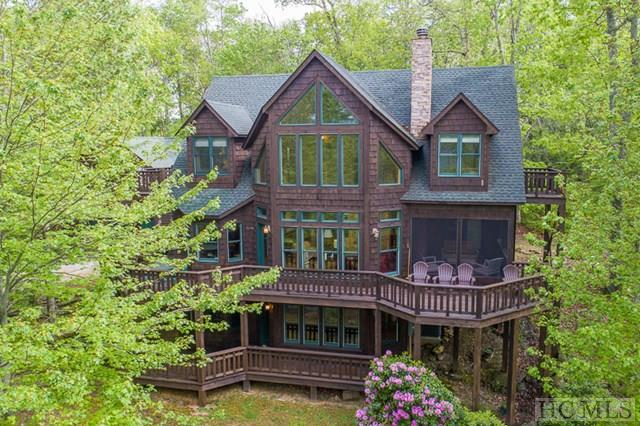 422 Cotswolds Way, Highlands, NC 28741 (MLS #86095) :: Berkshire Hathaway HomeServices Meadows Mountain Realty